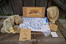 Mountain Man Board Game CGAME