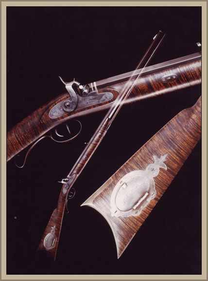 Original hawken rifle pictures